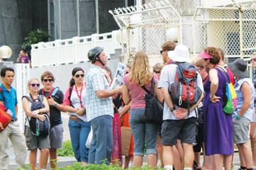 HDV du lịch nước ngoài gia tăng hoạt động ở Việt Nam