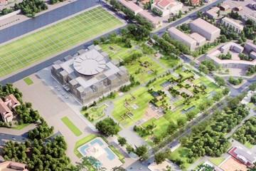 Thi thiết kế Khu di tích khảo cổ học 18 Hoàng Diệu