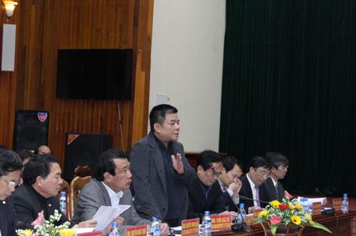 BIDV và các đoàn khảo sát đầu tư tại Quảng Bình