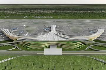 Samsung tham gia dự án sân bay Long Thành?