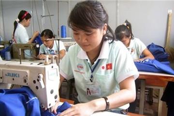 Nhật cần nhiều thợ may Việt Nam