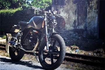 Suzuki Katana 150 'Bọ ngựa đen' ở Nha Trang