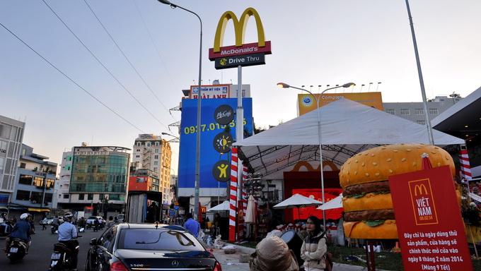Sự thật ngạc nhiên về fastfood ở Việt Nam