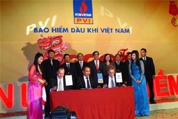 Bảo hiểm PVI ký hợp đồng giá trị 230 triệu USD