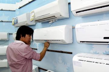Khởi động thị trường máy lạnh năm 2014