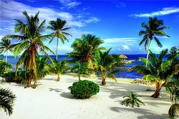 Thiên đường du lịch Belize