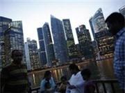 Kinh tế Singapore tăng trưởng 4,1% trong năm 2013