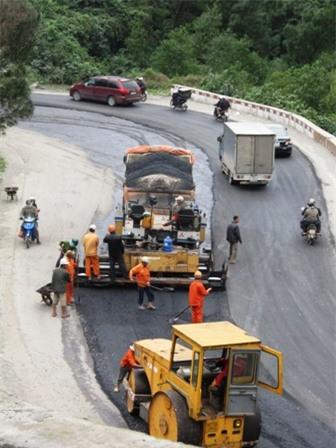 200 tỷ đồng sửa chữa các tuyến đường tỉnh và quốc lộ ủy thác
