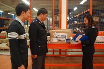 Hải quan Hà Nội: Chống buôn lậu có trọng điểm