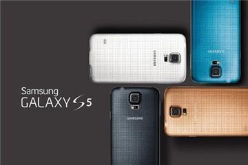 Samsung ra Galaxy S5 màn hình 5,1 inch, nhận diện vân tay