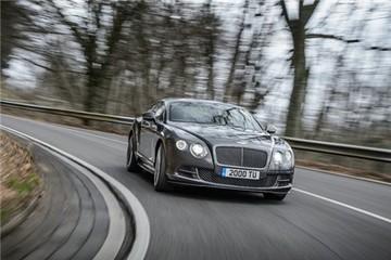 Bentley trình làng bộ đôi Continental mới mạnh mẽ hơn