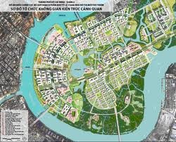 Tp.HCM giao gần 790 nghìn m2 đất xây dựng Khu đô thị mới Thủ Thiêm
