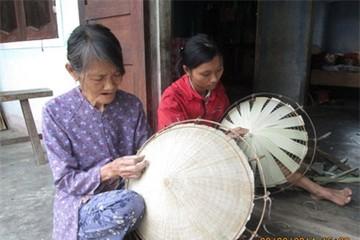 400 năm làng nghề nón lá Quế Minh