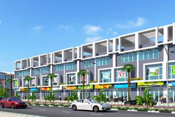 Bình Dương: Dự án Starlight City chào bán 1,7 triệu đồng/m2 đất mặt phố