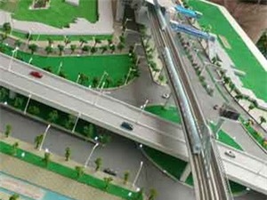 Phân luồng giao thông để xây cầu đường sắt Nhổn - ga Hà Nội