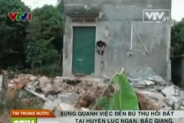 Việc thu hồi đất tại Bắc Giang: Một số hộ phản ứng vì giá thấp là không có cơ sở