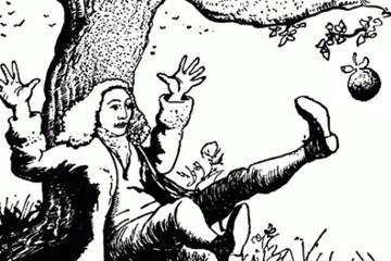 Newton cũng… không đo được chứng khoán