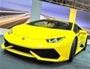 Lamborghini Huracan - Siêu xe tiết kiệm nhiên liệu