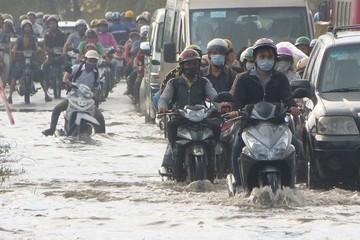 TPHCM muốn vay 763 triệu USD để chống ngập