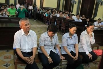 Vụ án ở Vifon: bắt giam bị cáo Nguyễn Thanh Huyền