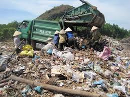 Huyện Chương Mỹ quy hoạch xây khu xử lý rác thải