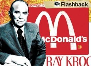 Người biến... McDonald's thành