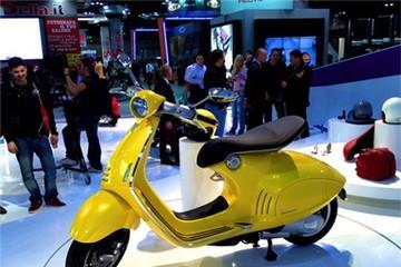 Vespa 946 giá 13.000 USD tại Ấn Độ
