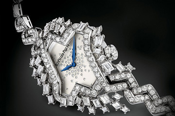 Đồng hồ lấp lánh dành riêng cho phái đẹp của Audemars Piguet