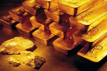 Giá vàng tăng nhẹ do lại lo ngại về Ucraina
