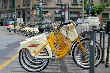 Hình ảnh thú vị mô hình xe đạp công cộng trên thế giới