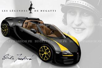 Lộ diện Bugatti Veyron Legend Edition thứ năm