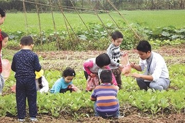 Trải nghiệm nông nghiệp qua du lịch