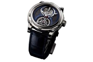 Đồng hồ Louis Moinet Qatar Tourbillon