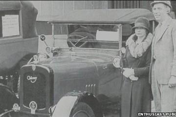 """Những quý bà """"quyền lực"""" trong ngành chế tạo xe hơi"""