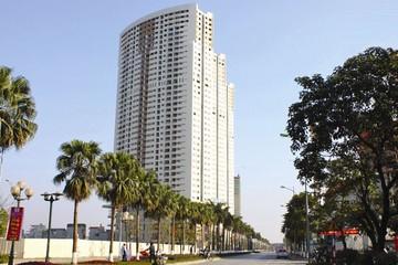 Căn hộ đủ nội thất Văn Phú Victoria chào giá 15 triệu đồng/m2
