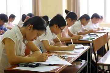 Thủ tục thí sinh cần biết khi đăng ký vào trường tuyển sinh riêng