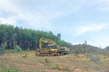 Dự án Khu chứa và xử lý rác thải Quế Cường Tạm dừng triển khai
