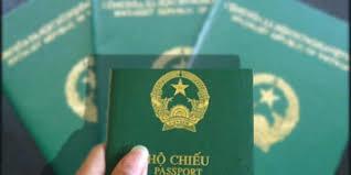 Lần đầu áp dụng nộp hồ sơ cấp hộ chiếu online