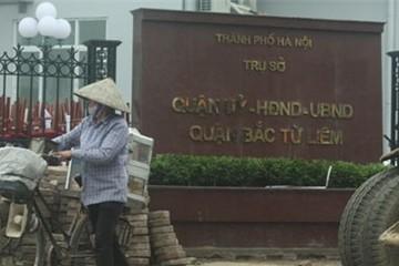 """Từ Liêm, Hà Nội: """"Chạy"""" sổ đỏ trước ngày lên quận"""