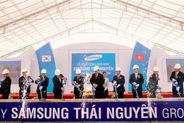 Samsung Thái Nguyên cho ra lò sản phẩm đầu tiên