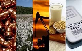 Thị trường hàng hóa 19/3: Giá dầu, đồng, lúa mì cùng tăng