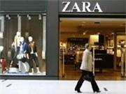 Tập đoàn sở hữu thương hiệu Zara kinh doanh sa sút