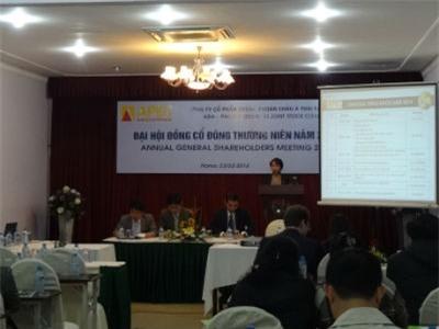 Chứng khoán APEC muốn thành lập công ty quản lý quỹ