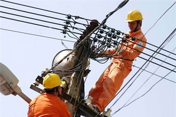 Nguy cơ thiếu điện
