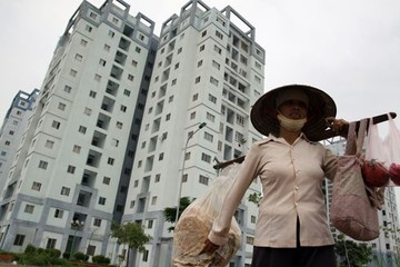 """Thị trường bất động sản Hà Nội """"đẹp"""" qua góc nhìn của Bộ Xây dựng"""