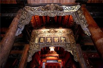 Làng dát vàng bằng tay ở ngoại thành Hà Nội