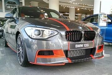 BMW M135i phiên bản đặc biệt cho Ả Rập