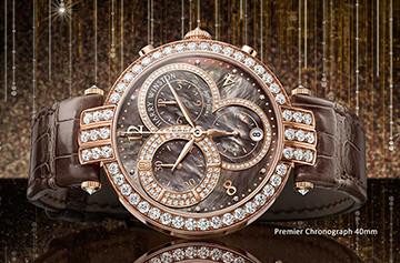 Đồng hồ Harry Winston Premier Chronograph