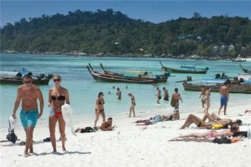 Những bãi biển quyến rũ ở Pattaya