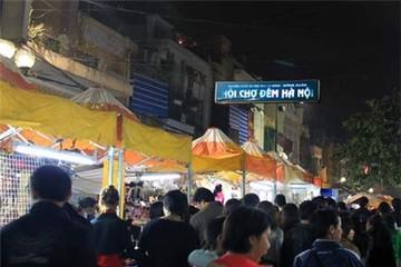 Ki ốt chợ đêm: Đắt khách giao dịch thuê